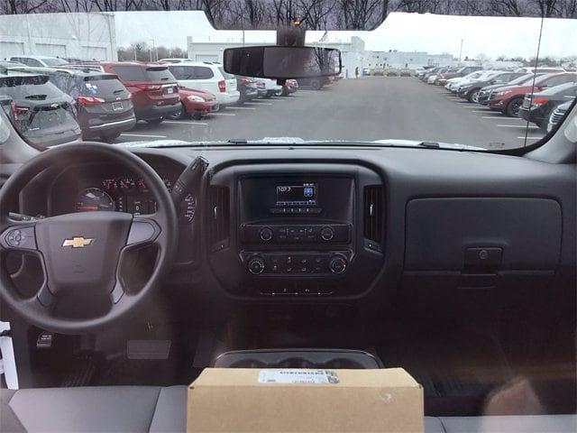 2020 Silverado 4500 Regular Cab DRW 4x2,  Scott Steel City Stake Bed #W200641 - photo 11