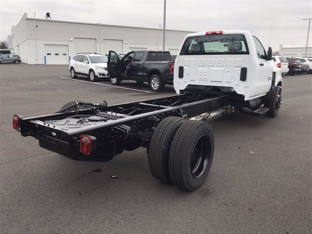 2020 Chevrolet Silverado 4500 Regular Cab DRW 4x2, Scott Stake Bed #W200641 - photo 1