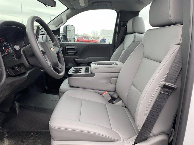 2020 Silverado 4500 Regular Cab DRW 4x2, Pro Class 9' Drop Side #W200644 - photo 6