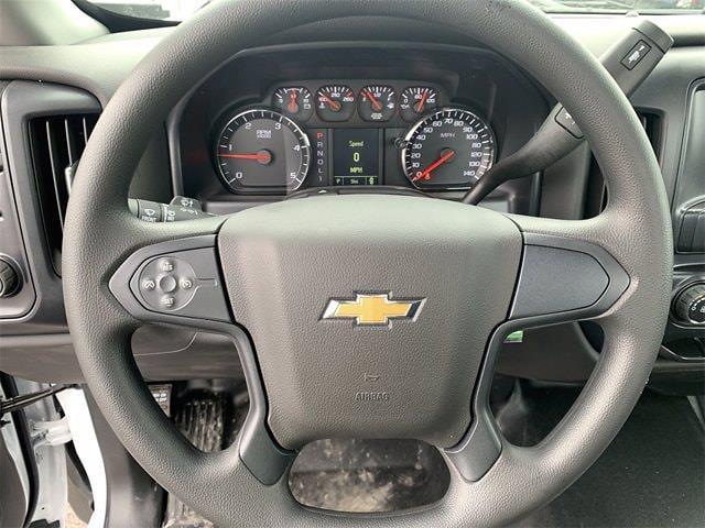 2020 Silverado 4500 Regular Cab DRW 4x2, Pro Class 9' Drop Side #W200644 - photo 9