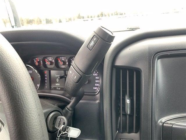 2020 Silverado 4500 Regular Cab DRW 4x2, Pro Class 9' Drop Side #W200644 - photo 18
