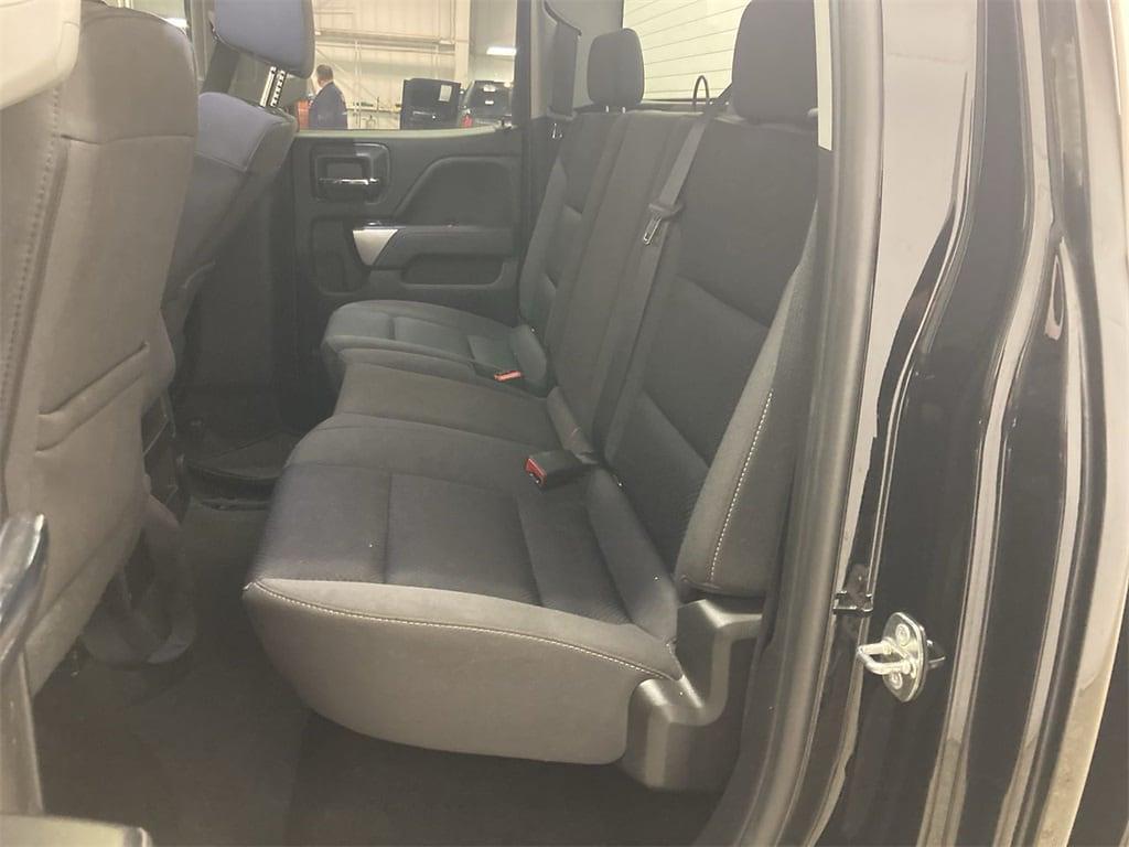 2018 Chevrolet Silverado 1500 Double Cab 4x4, Pickup #W210025A - photo 20