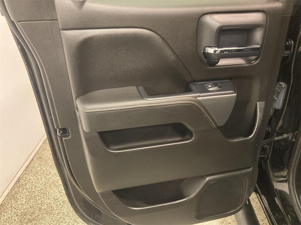 2018 Chevrolet Silverado 1500 Double Cab 4x4, Pickup #W210025A - photo 21