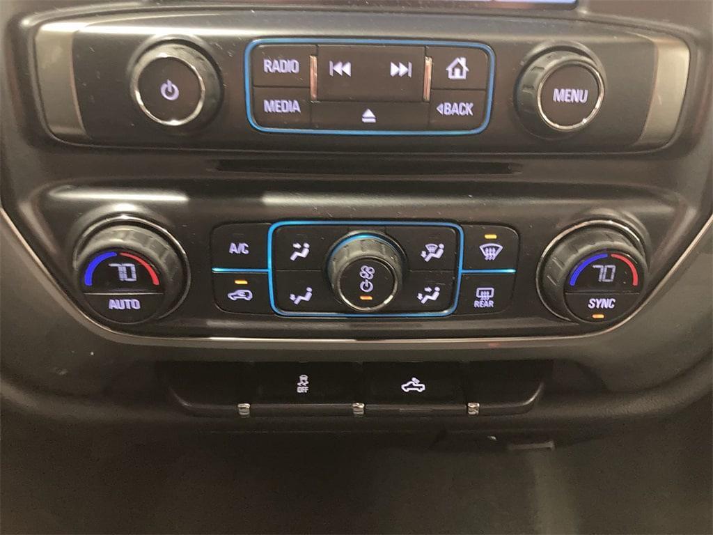 2018 Chevrolet Silverado 1500 Double Cab 4x4, Pickup #W210025A - photo 30