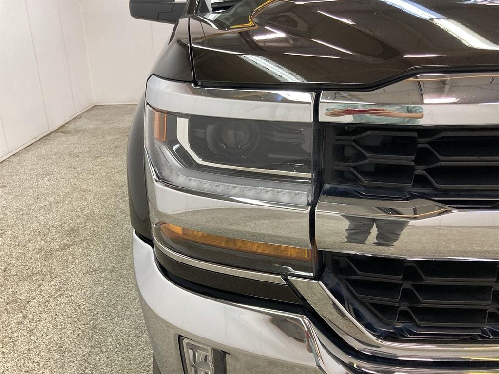 2018 Chevrolet Silverado 1500 Double Cab 4x4, Pickup #W210101A - photo 10