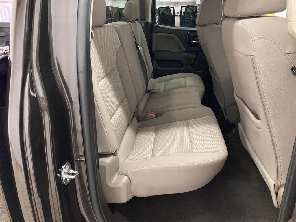 2018 Chevrolet Silverado 1500 Double Cab 4x4, Pickup #W210101A - photo 14