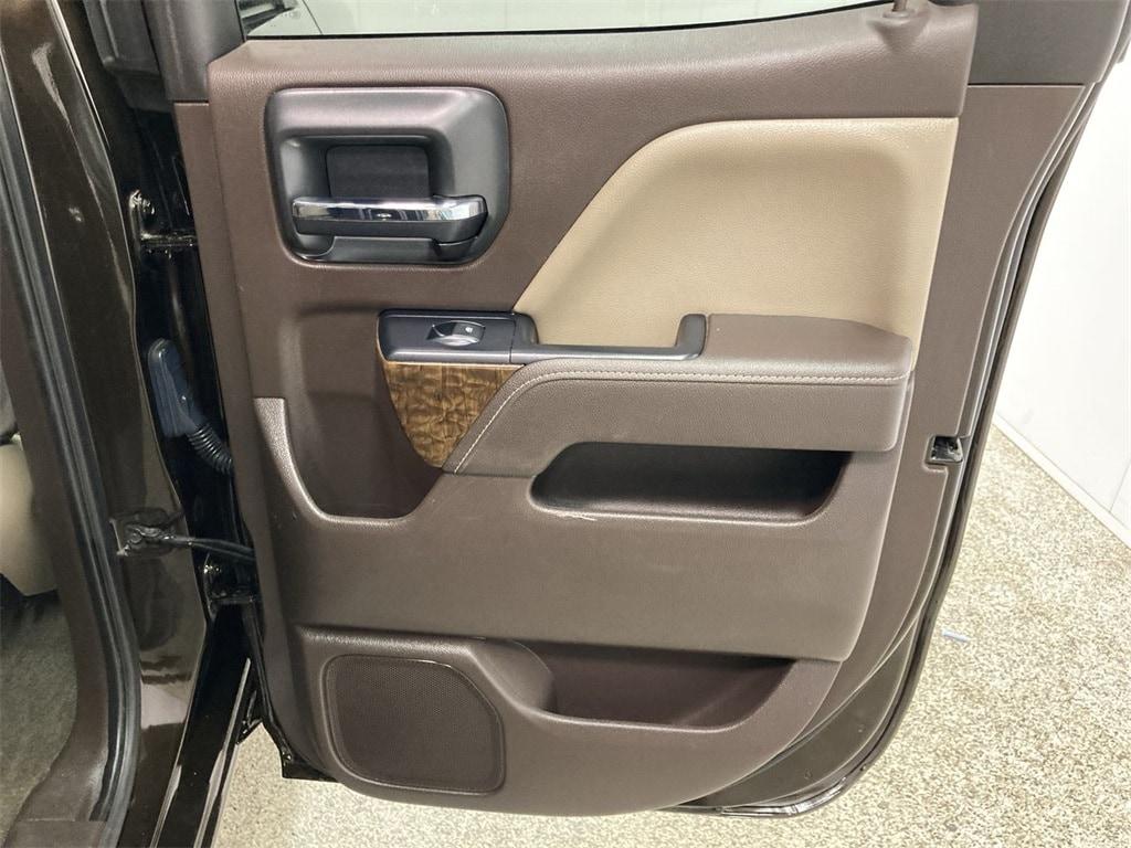 2018 Chevrolet Silverado 1500 Double Cab 4x4, Pickup #W210101A - photo 15