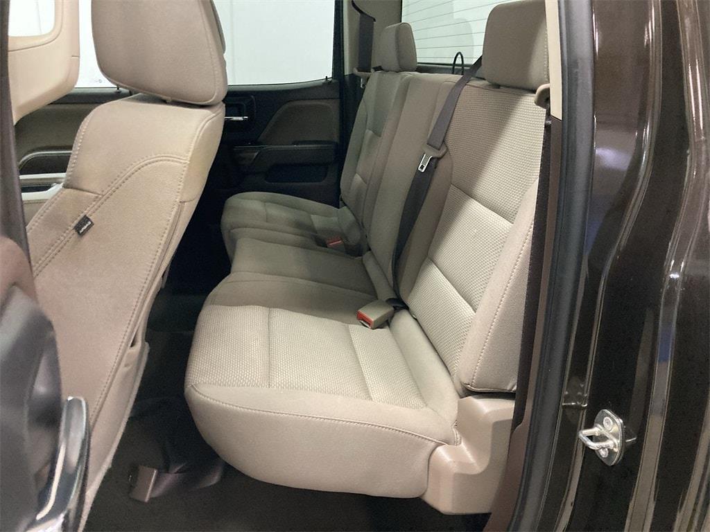 2018 Chevrolet Silverado 1500 Double Cab 4x4, Pickup #W210101A - photo 20