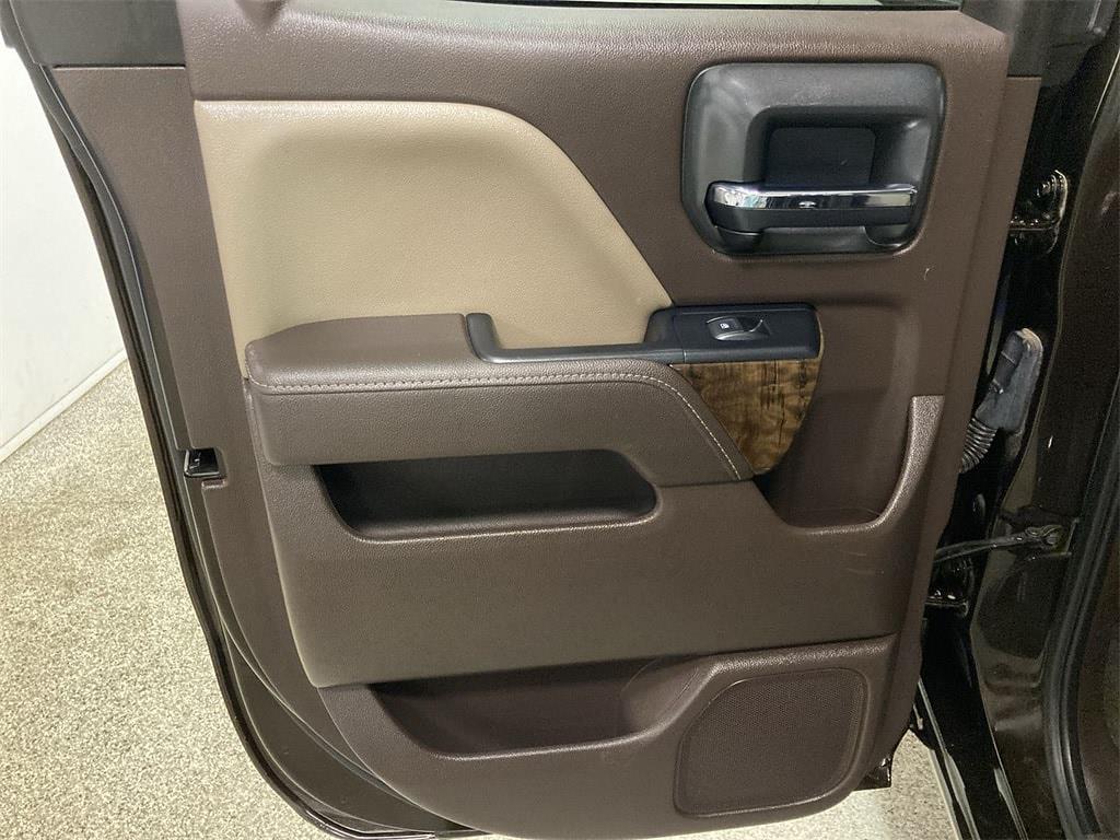 2018 Chevrolet Silverado 1500 Double Cab 4x4, Pickup #W210101A - photo 21