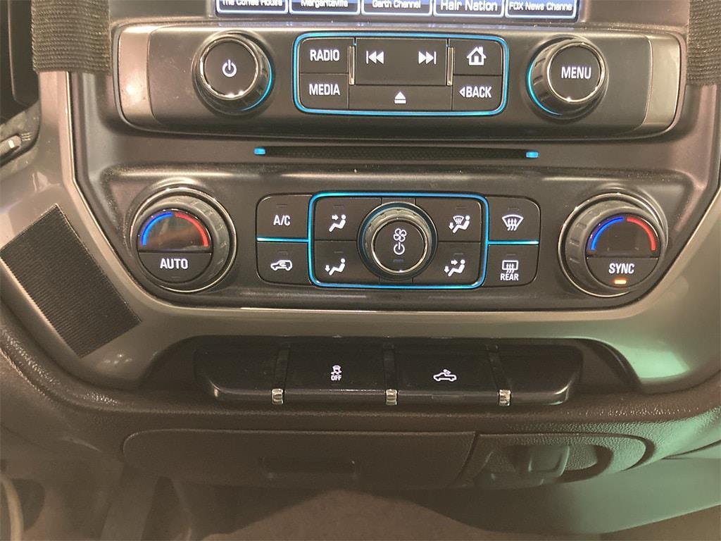 2018 Chevrolet Silverado 1500 Double Cab 4x4, Pickup #W210101A - photo 30
