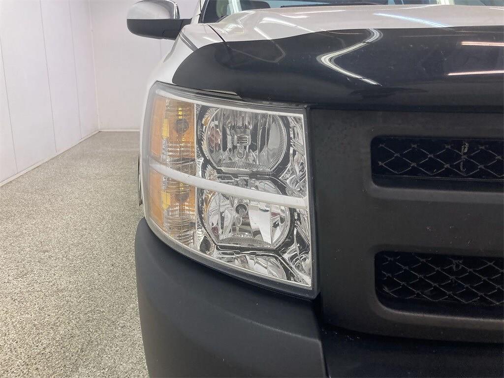 2012 Chevrolet Silverado 1500 Extended Cab 4x2, Pickup #W210101B - photo 10