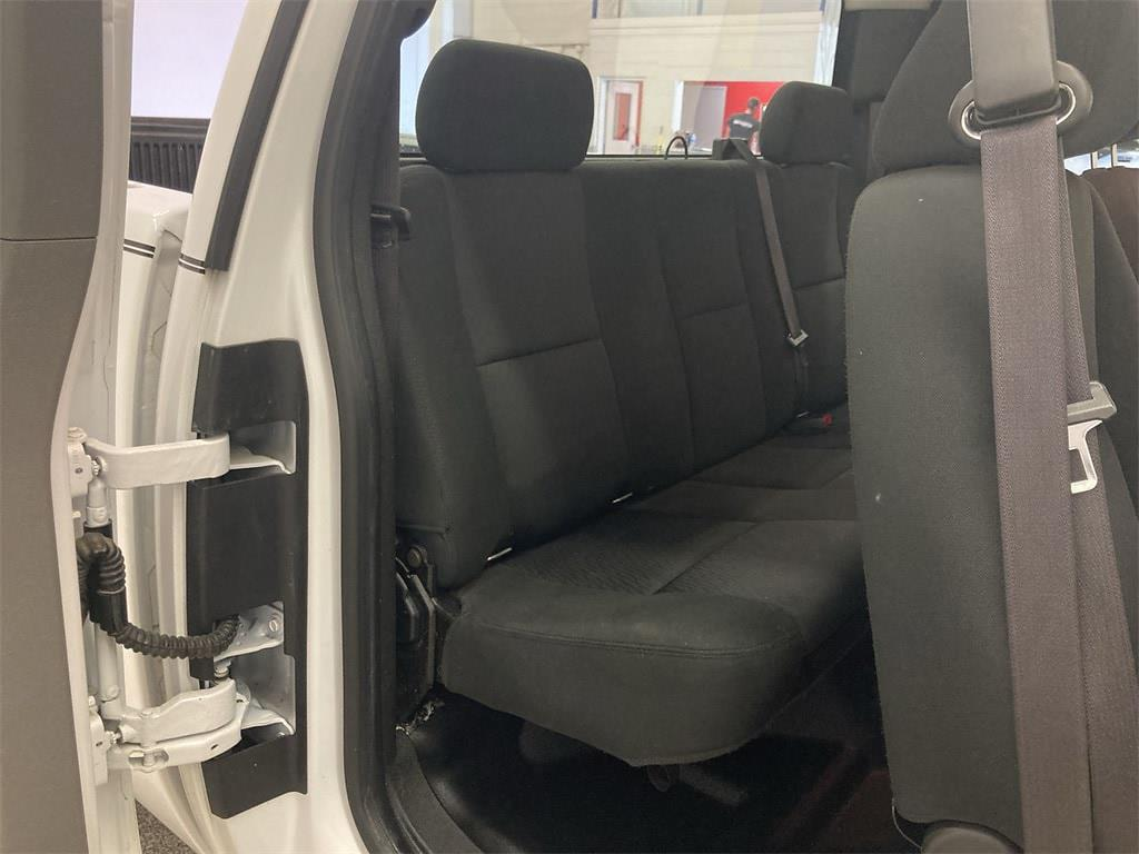 2012 Chevrolet Silverado 1500 Extended Cab 4x2, Pickup #W210101B - photo 14