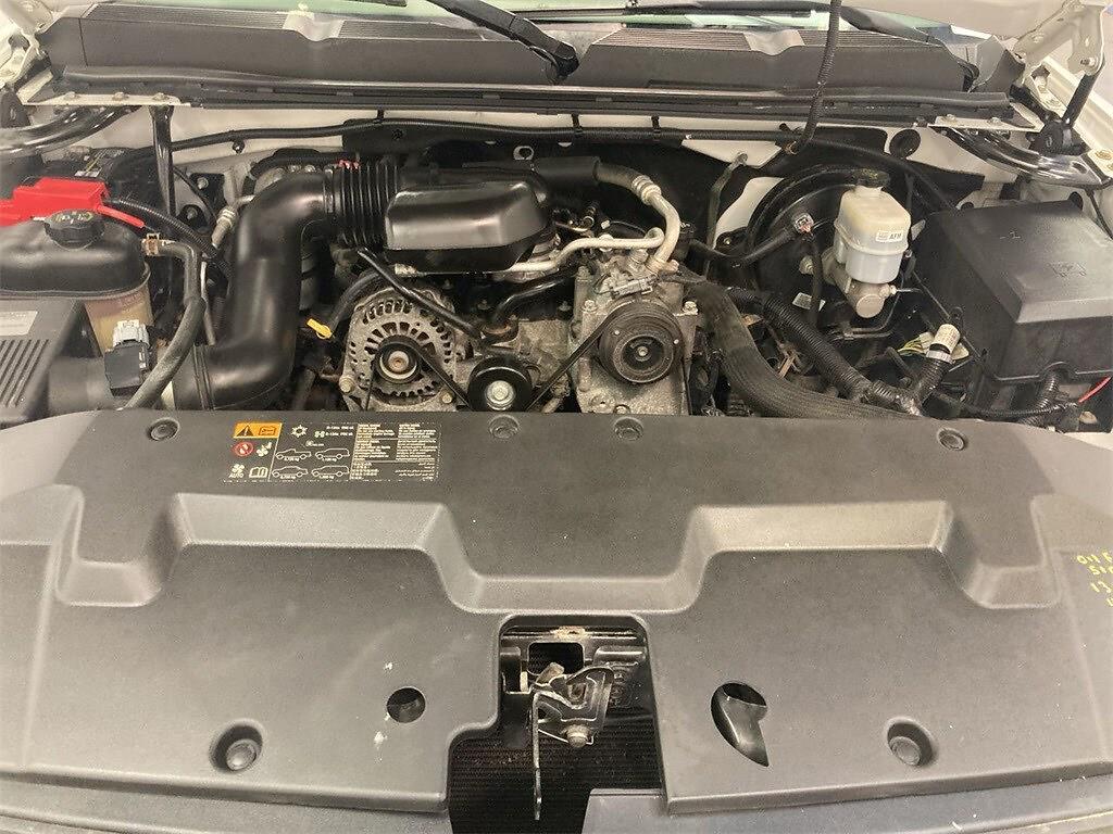 2012 Chevrolet Silverado 1500 Extended Cab 4x2, Pickup #W210101B - photo 9