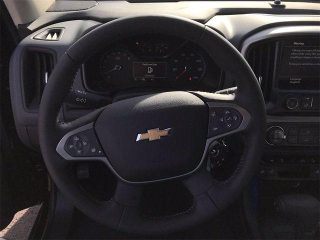 2021 Chevrolet Colorado Extended Cab 4x4, Pickup #W210177 - photo 17