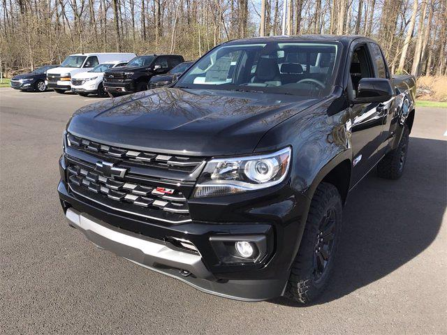 2021 Chevrolet Colorado Extended Cab 4x4, Pickup #W210177 - photo 3
