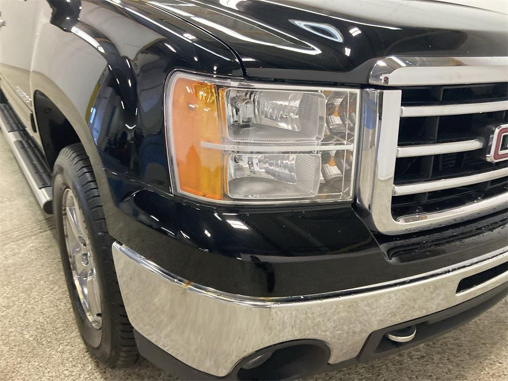 2013 GMC Sierra 1500 Crew Cab 4x4, Pickup #W210291A - photo 10