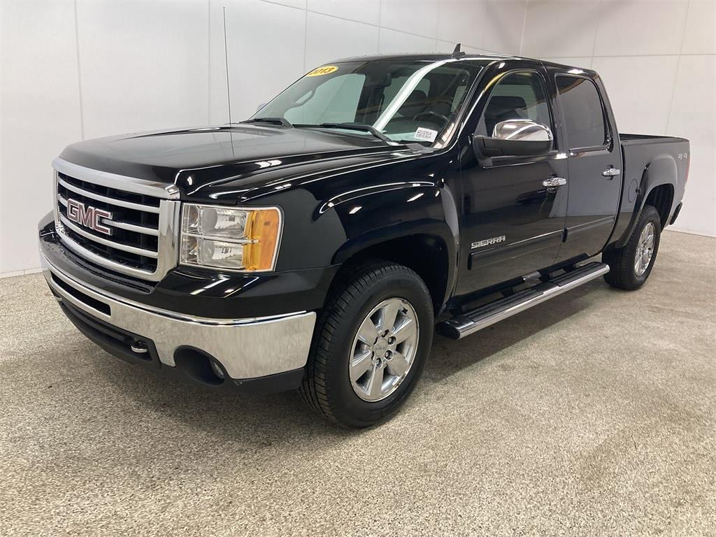 2013 GMC Sierra 1500 Crew Cab 4x4, Pickup #W210291A - photo 4