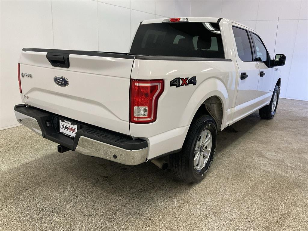 2017 Ford F-150 SuperCrew Cab 4x4, Pickup #W210294G - photo 1