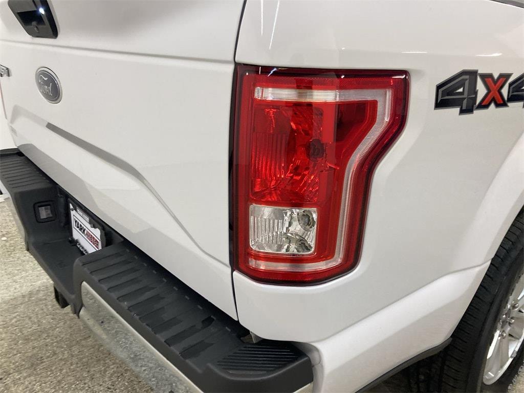 2017 Ford F-150 SuperCrew Cab 4x4, Pickup #W210294G - photo 17