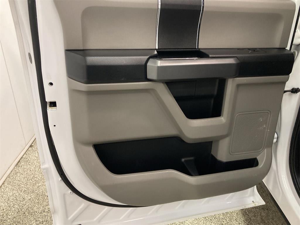 2017 Ford F-150 SuperCrew Cab 4x4, Pickup #W210294G - photo 21