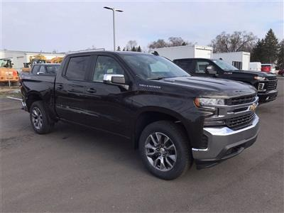 2021 Chevrolet Silverado 1500 Crew Cab 4x4, Pickup #W210307 - photo 1
