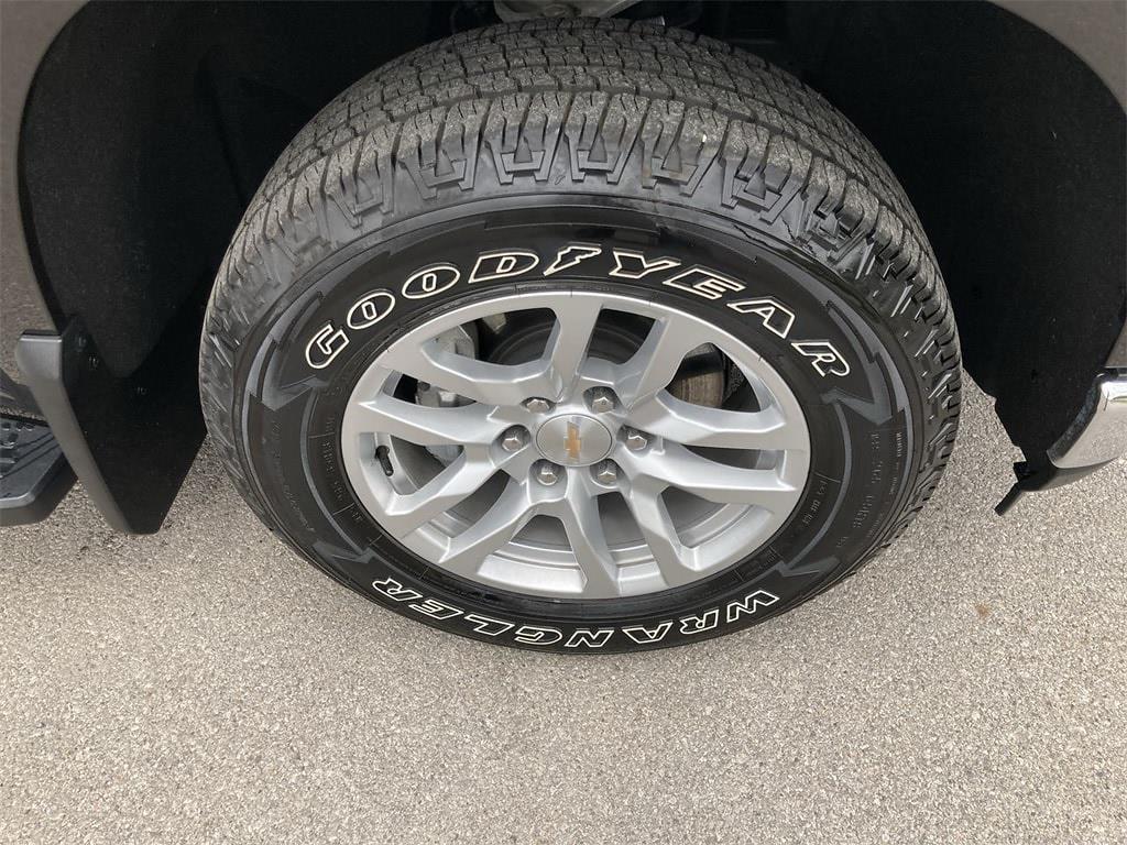 2021 Chevrolet Silverado 1500 Crew Cab 4x4, Pickup #W210307A - photo 11