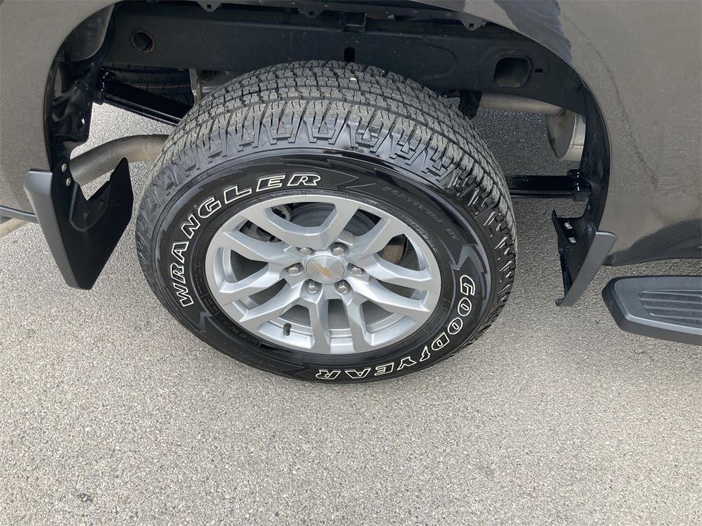2021 Chevrolet Silverado 1500 Crew Cab 4x4, Pickup #W210307A - photo 16