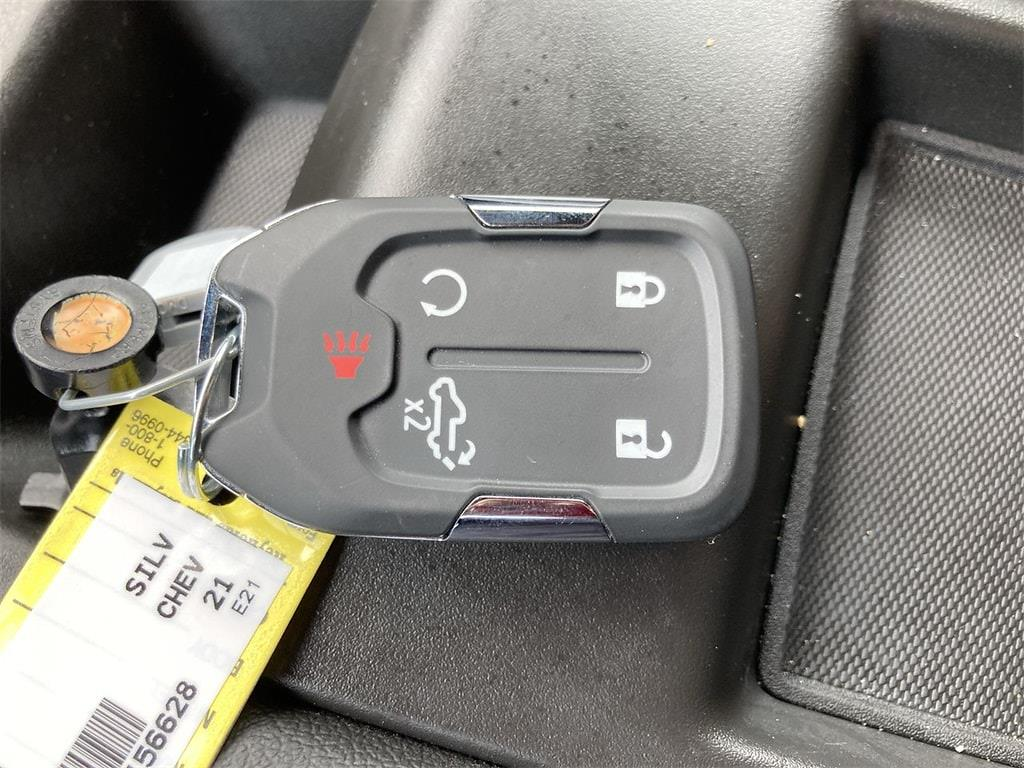 2021 Chevrolet Silverado 1500 Crew Cab 4x4, Pickup #W210307A - photo 31