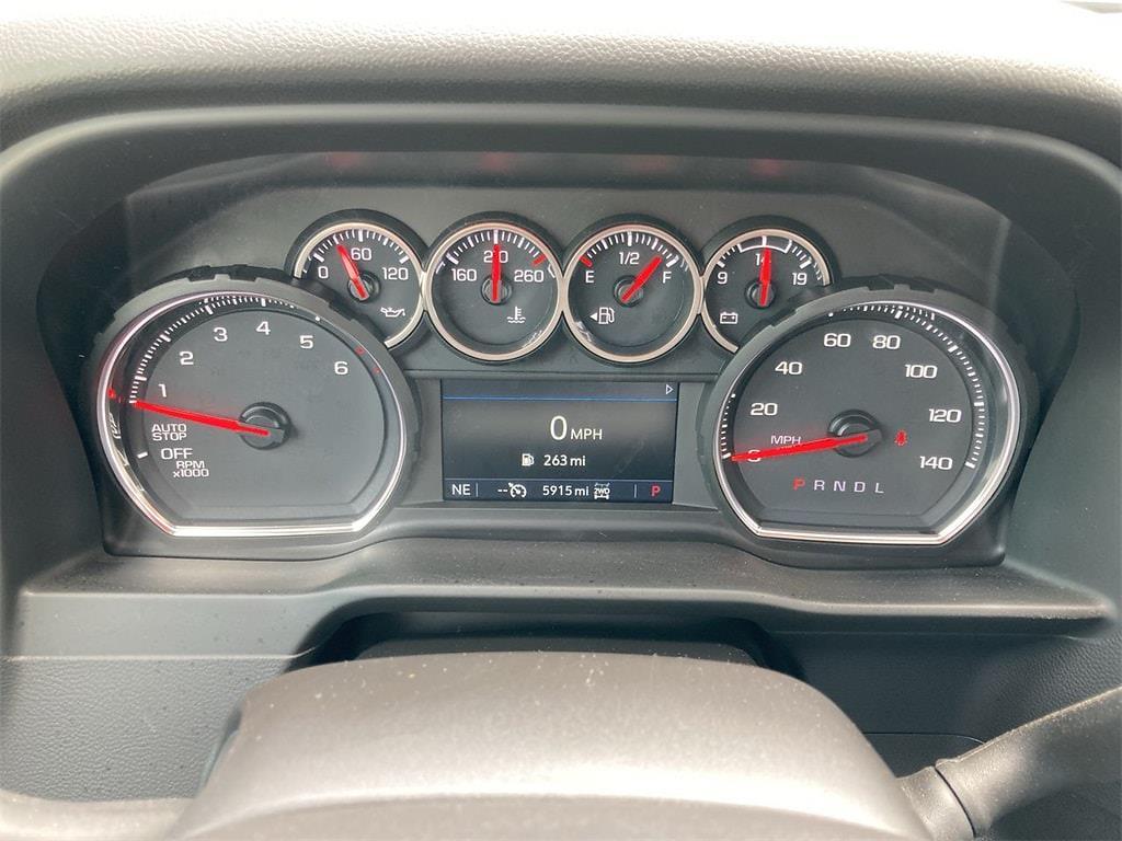 2021 Chevrolet Silverado 1500 Crew Cab 4x4, Pickup #W210307A - photo 32