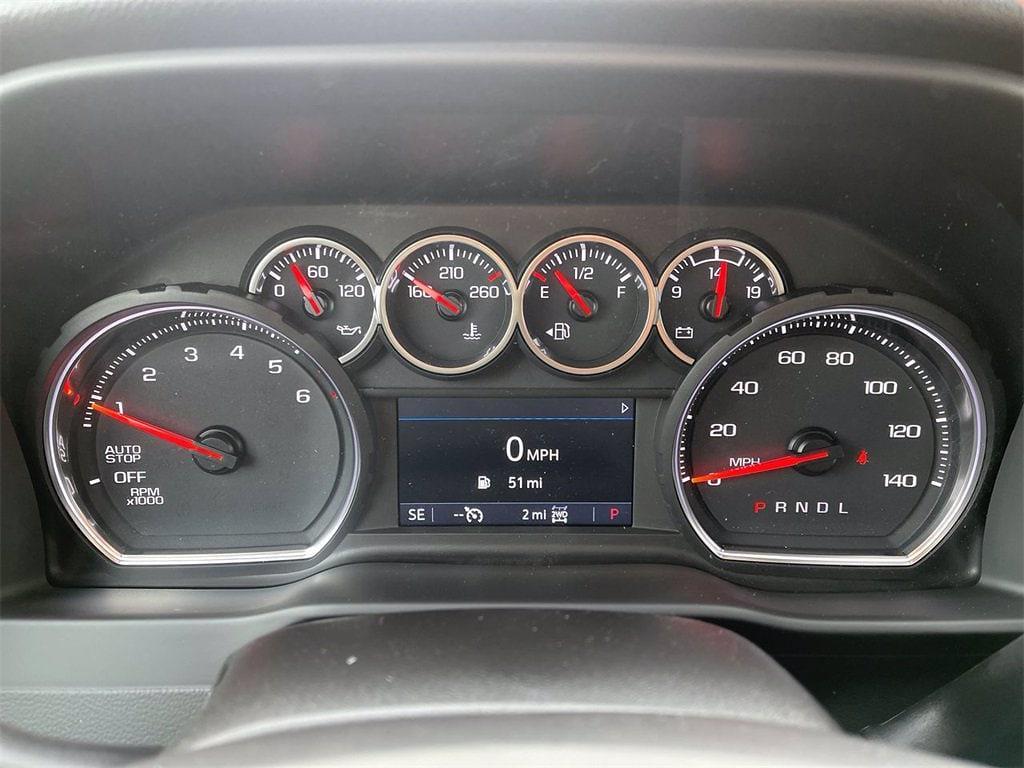 2021 Chevrolet Silverado 1500 Crew Cab 4x4, Pickup #W210313 - photo 24