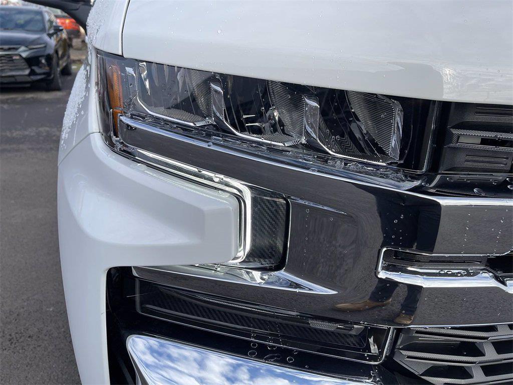 2021 Chevrolet Silverado 1500 Crew Cab 4x4, Pickup #W210313 - photo 6
