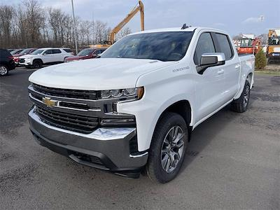 2021 Chevrolet Silverado 1500 Crew Cab 4x4, Pickup #W210313 - photo 3