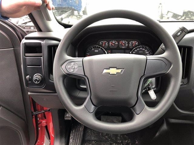 2021 Chevrolet Silverado 4500 Regular Cab DRW 4x2, Cab Chassis #W210334 - photo 14