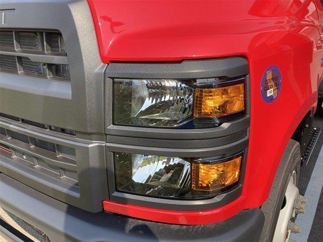 2021 Silverado 4500 Regular Cab DRW 4x2, 9 ft Duraclass Steel dump body #W210334 - photo 5
