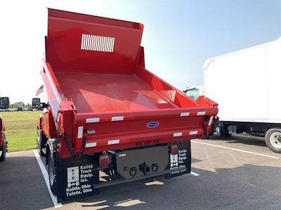 2021 Chevrolet Silverado 4500 Regular Cab DRW 4x2, 9 ft Duraclass Steel dump body #W210334 - photo 2