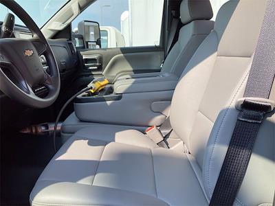 2021 Silverado 4500 Regular Cab DRW 4x2, 9 ft Duraclass Steel dump body #W210334 - photo 8