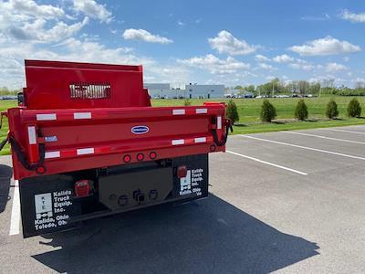2021 Silverado 4500 Regular Cab DRW 4x2, 9 ft Duraclass Steel dump body #W210334 - photo 2