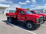 2021 Silverado 4500 Regular Cab DRW 4x2, 9 ft Duraclass Steel dump body #W210334 - photo 3