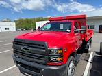 2021 Silverado 4500 Regular Cab DRW 4x2, 9 ft Duraclass Steel dump body #W210334 - photo 1