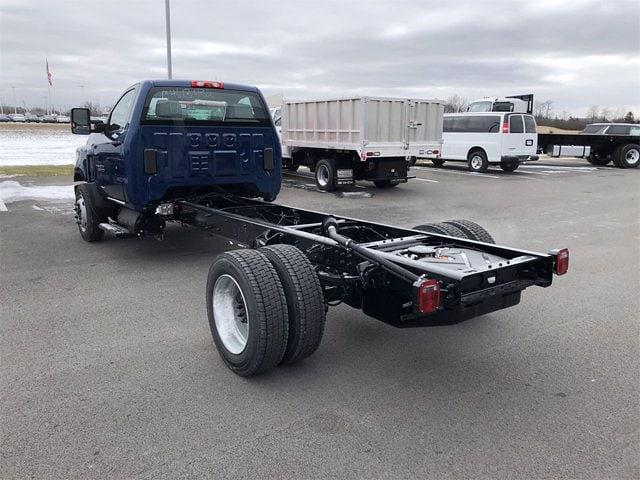 2021 Chevrolet Silverado 4500 Regular Cab DRW 4x2, Cab Chassis #W210335 - photo 4