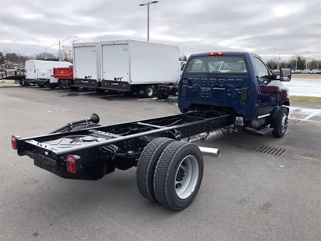 2021 Chevrolet Silverado 4500 Regular Cab DRW 4x2, Cab Chassis #W210335 - photo 2