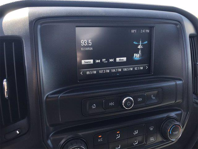 2021 Chevrolet Silverado 4500 Regular Cab DRW 4x2, Duramag Platform Body #W210335 - photo 15