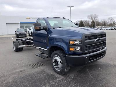 2021 Chevrolet Silverado 4500 Regular Cab DRW 4x2, Cab Chassis #W210335 - photo 1