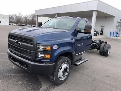 2021 Chevrolet Silverado 4500 Regular Cab DRW 4x2, Cab Chassis #W210335 - photo 3