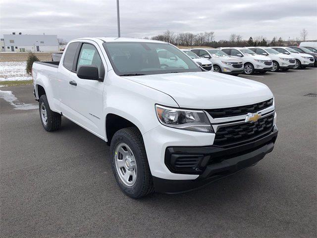 2021 Chevrolet Colorado Extended Cab 4x2, Pickup #W210338 - photo 1