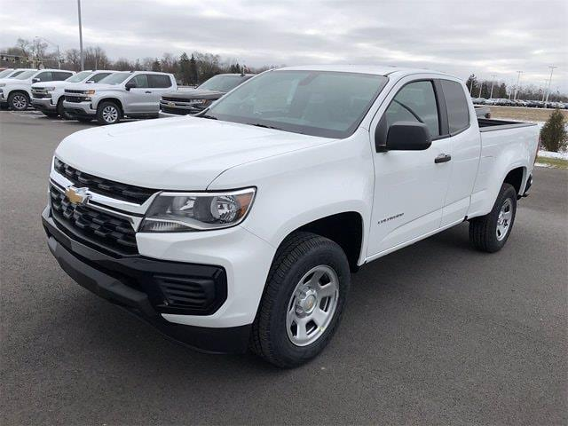 2021 Chevrolet Colorado Extended Cab 4x2, Pickup #W210338 - photo 3