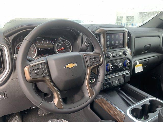 2021 Chevrolet Silverado 1500 Crew Cab 4x4, Pickup #W210362 - photo 17