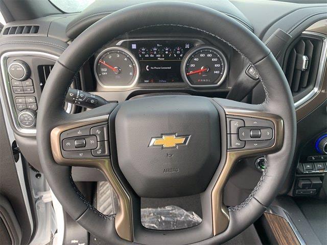 2021 Chevrolet Silverado 1500 Crew Cab 4x4, Pickup #W210362 - photo 18