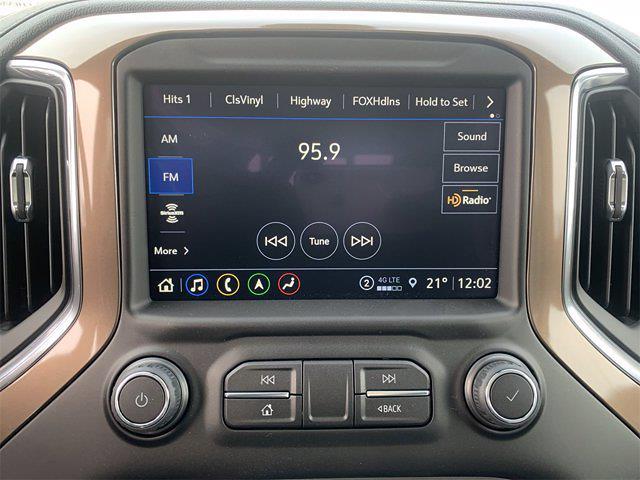 2021 Chevrolet Silverado 1500 Crew Cab 4x4, Pickup #W210362 - photo 19