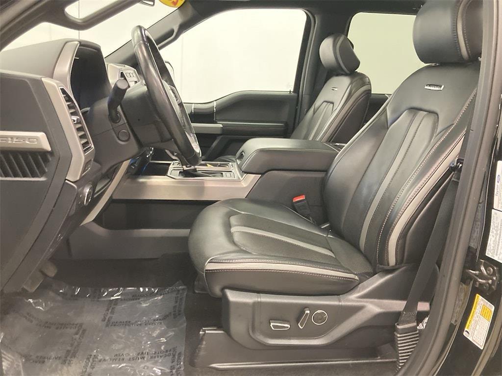 2018 Ford F-150 SuperCrew Cab 4x4, Pickup #W210424B - photo 22
